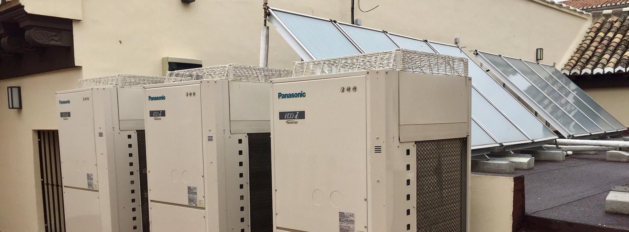 mantenimiento de instalaciones de aire acondicionado en sevilla y energia solar
